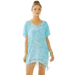 LILLY PULITZER CAFTAN COVER UP